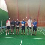 180409 Badminton Vitezove muzi